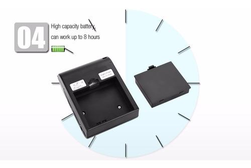 impresora térmica boleta factura smart inalambrica portátil