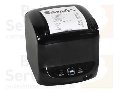 impresora termica comandera, sam4s, giant 100d usb/serie/eth
