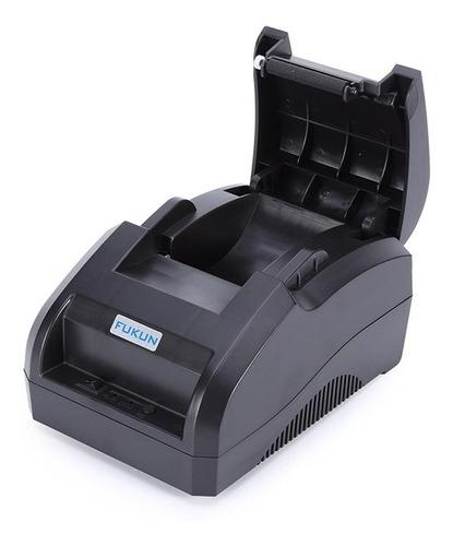 impresora termica comandera simil epson + 5 rollos de papel