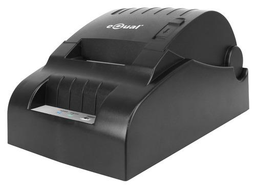 impresora térmica de tickets equal punto de venta usb
