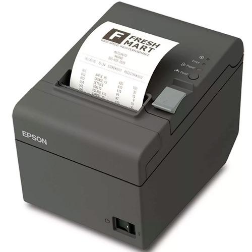 impresora termica epson tm-t20 tm-t20ii-062 usb