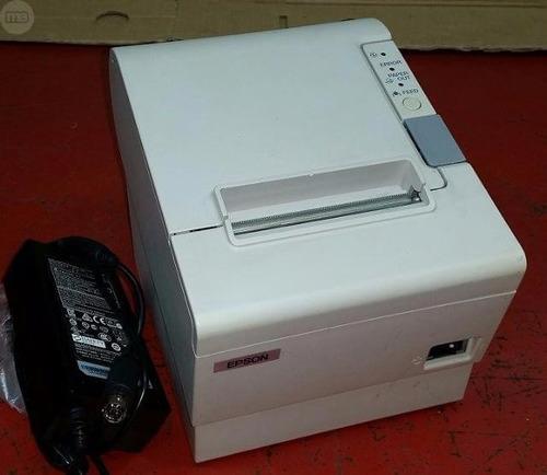impresora térmica epson tm t88 iii