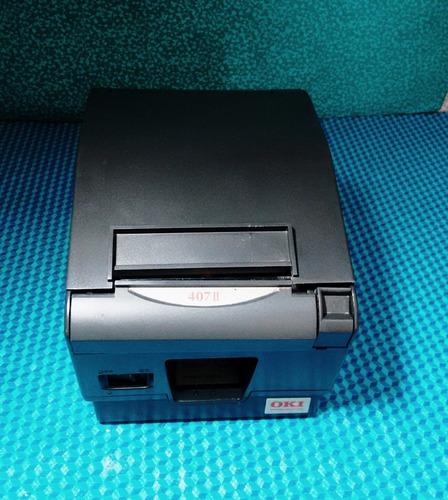 impresora térmica okipos usb 407ii entregas personales