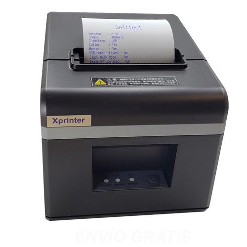 impresora termica pos 80mm notas , tickets comandas, factura