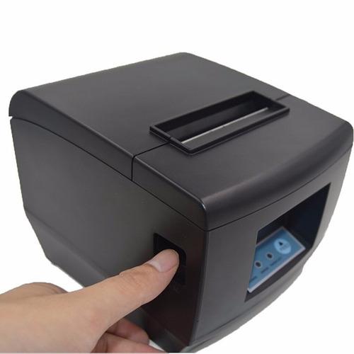 impresora termica post usb 80mm autocorte serial ocpp -80y