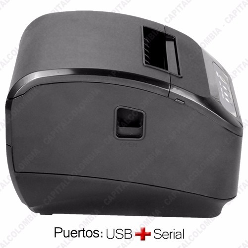 impresora termica punto de venta de 80mm para pos usb/serial