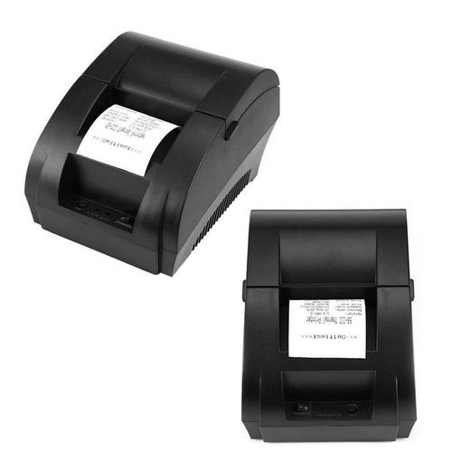 impresora termica recibo 58mm pos 10 años vida util
