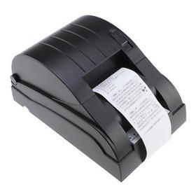 Impresora Termica Tickeadora Comandera 58 Simil Epson Usb Rs