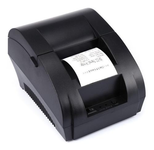 impresora termica tickera 58mm loteria parley comanda usb
