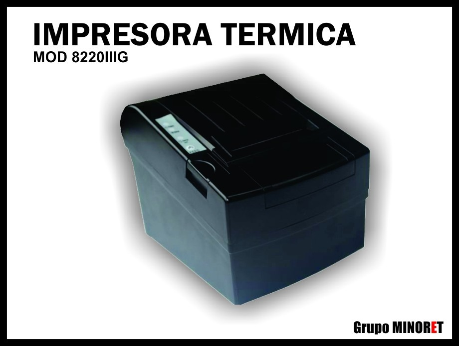 Impresora Termica Tickets Pos Factura Electronica 80mm C
