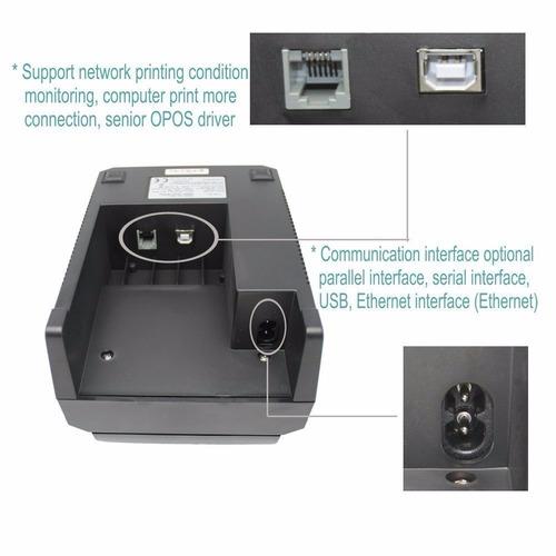 impresora termica xfox® 5890c usb+ envio gratis