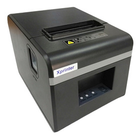 Impresora Tickera Termica 80mm Xprinter Model Xp-n160ii Usb