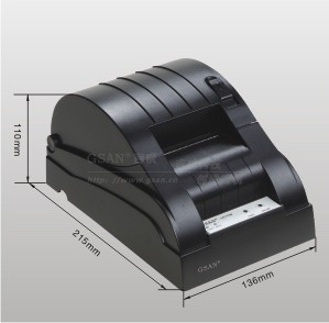 impresora tickera termica