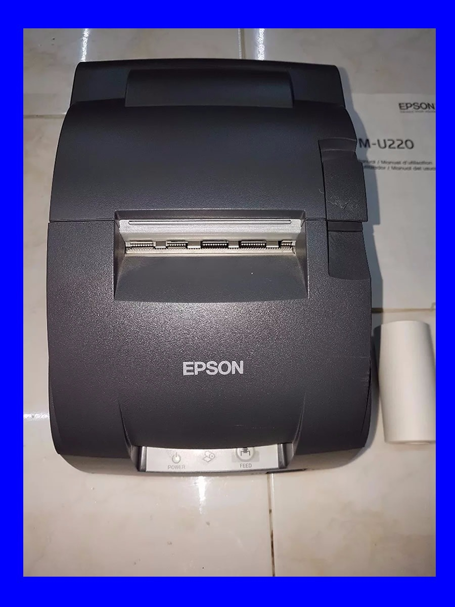 drivers epson tm u220 modelo m188a windows 7 64 bits