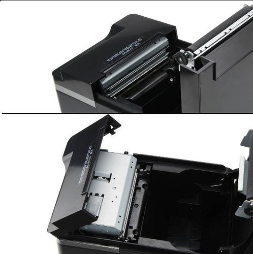 impresora ticketera termica 80mm lan proteccion cucarachas
