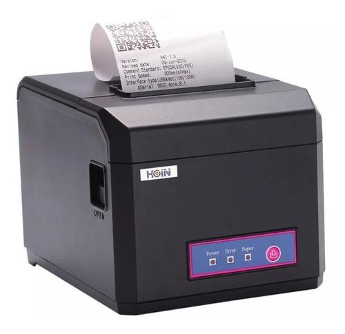 impresora ticketera térmica epson tm t88v usb / nueva