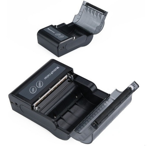 impresora ticketera termica portatil bluetooth 80mm tickets