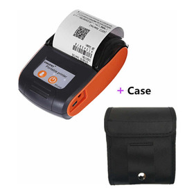Impresora Tremica Portactil Bluetooth 58mm Entrega Inmediata