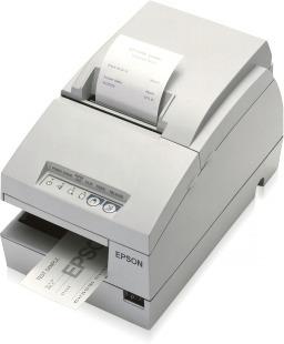 impresora validadora epson tm-u675 paralelo - usada