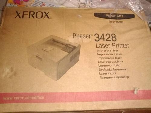 impresora xerox modelo phaser(3428)