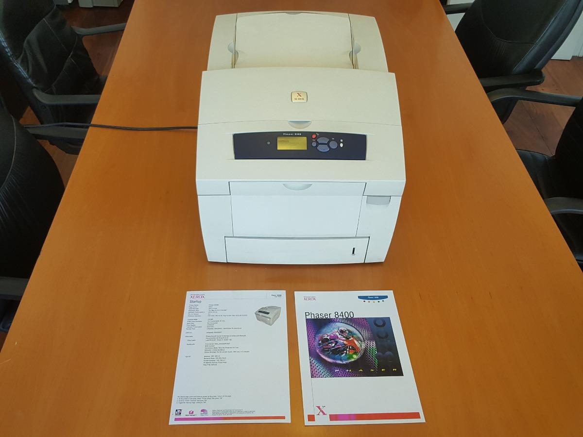 Xerox Phaser 8400 Printer 64 BIT Driver