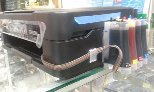 impresora xp231 epson con sistema de tintas