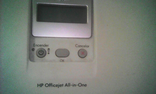 impresora y fax hp all in one