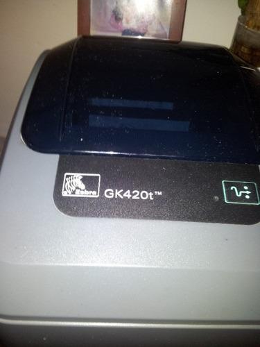 impresora zebra