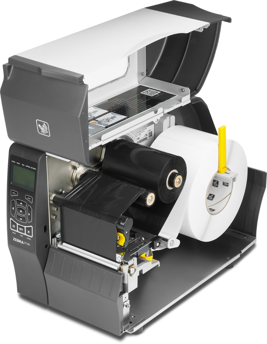 Impresora Zebra Zt410 Red Codigo De Barras Etiquetas