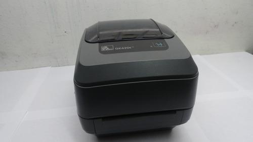 impresora zebra gk420t