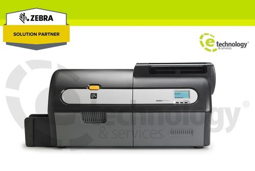 impresora zebra impresión