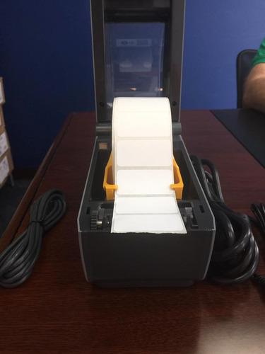 impresora zebra zd410