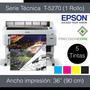 Plotter Epson Surecolor T5270 A0, A1, Reparto A Todo Peru