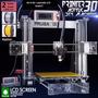 Impresora 3d Reprap Prusa I3 Quality High Precision + Bonus