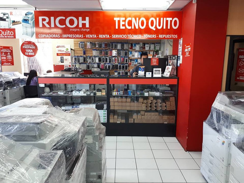 impresoras copiadoras ricoh servicio técnico especializado