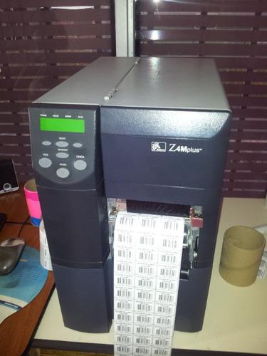 impresoras de codigos de barras