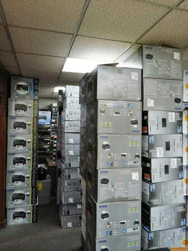 impresoras epson wf2750 et4550 original wifi duplex sistema