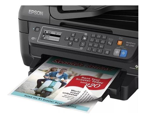 impresoras epson wf2750 et4550 wifi duplex sistema tinta