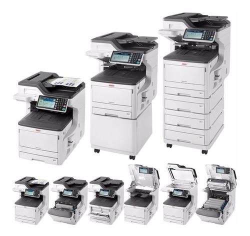 impresoras multifunción laser color a3 oki es8473 260gr