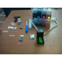 Sistema Continuo Hp Instalado 1000/2000/2050/3050+tinta+snap