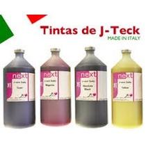 Tinta De Sublimacion Marca J-teck 1 Litro (italiana)