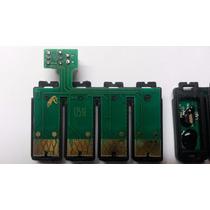 Chip 125 Repuesto Sistema Continuo Epson Nx127, Nx130