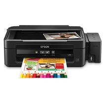 Impresora Multifuncional Epson L210 Sistema Tinta Continua
