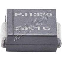 Diodo Sk16 Smd Schottky 1a 60v Para Impresoras Epson