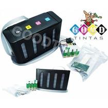Sistema Continuo Xp320 Xp420 Wf2630 2650 2660 + Instalacion