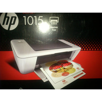Impresora Hp 1015 + Cable Usb