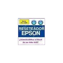 Reset Epson Stylus T21 Error Almoadillas