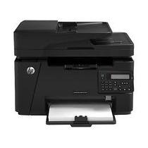Impresora Multifuncional Hp M127fn Monocromática