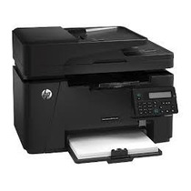 Impresora Monocromatica Multifuncional Hp 127fn Laserjet Fax
