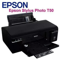 Impresora Epson T50 Combo Completo